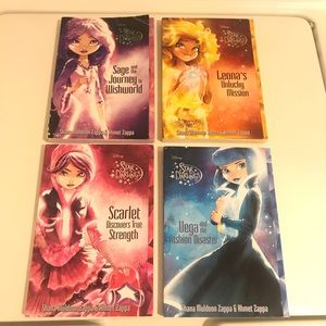 Disney Star Darlings Series 4 Books